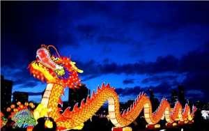 芝加哥首次举办龙灯节大型灯展管材生产线